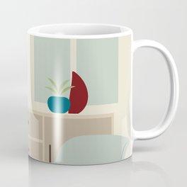 Inside mid century modern 112 Coffee Mug