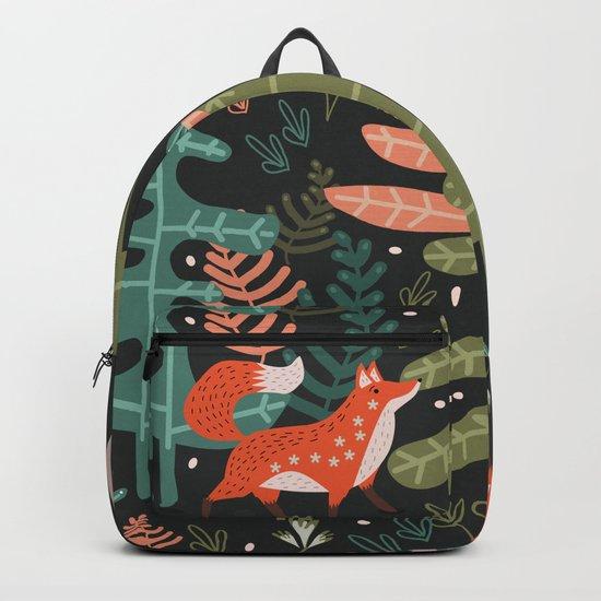 Evergreen Fox Tale Backpack