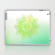 Aum lotus Laptop & iPad Skin