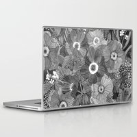 oana befort Laptop & iPad Skins featuring Kitty Undercover by Oana Befort