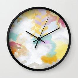 Painting No. 1 Wall Clock