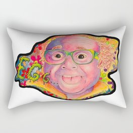 FRANK REYNOLDS EGG Rectangular Pillow