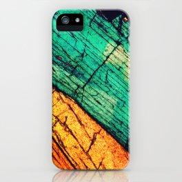 Epidote and Quartz iPhone Case