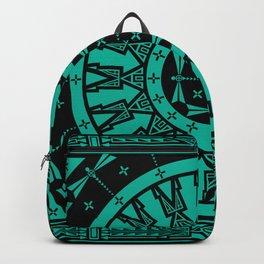 Ancestors (Aqua) Backpack