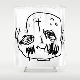 Believer Shower Curtain