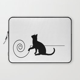 les chats #3 Laptop Sleeve