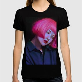 Untitled portrait T-shirt