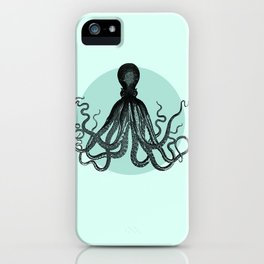 octo iPhone Case