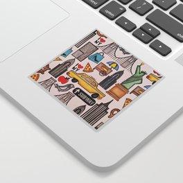 New York City Sticker