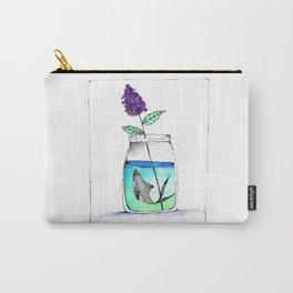 A Curious Jar Carry-All Pouch
