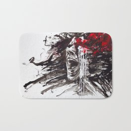The Pain of Cluster Headache Bath Mat