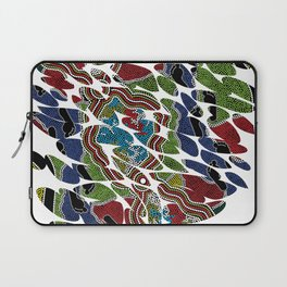 Aboriginal Art - Walkabout Laptop Sleeve