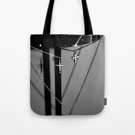 Crossing. Tote Bag