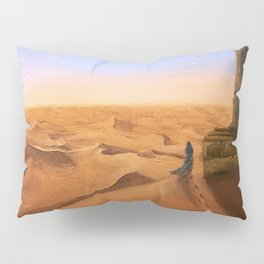 Lost in Time and Space Pillow Sham