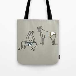 Boxers and Briefs Tote Bag
