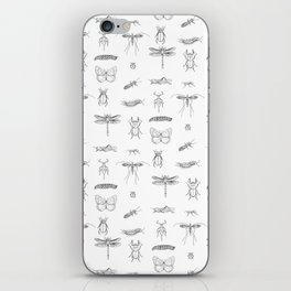 Bugs and insects iPhone Skin
