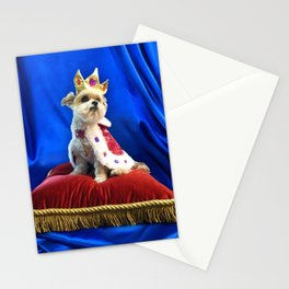 Queen Munchkin Stationery Cards