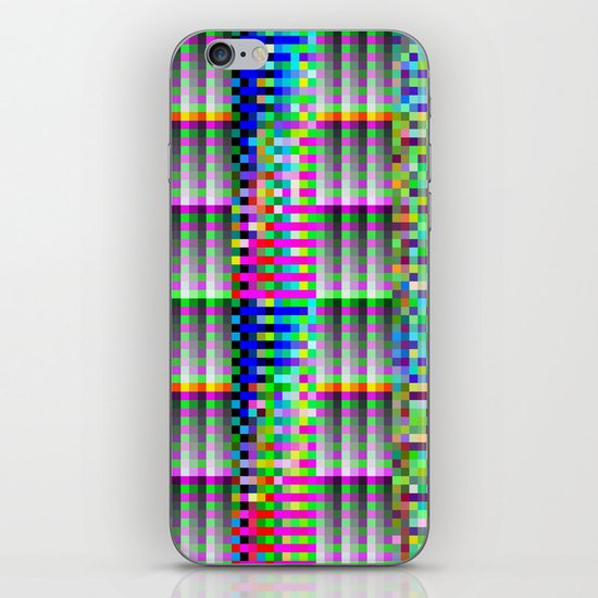 LTCLR13sx4ax2ax2a iPhone & iPod Skin