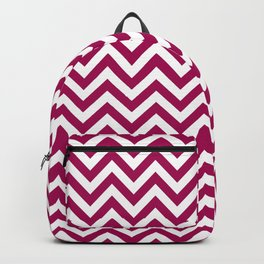 Berry Chevron - more colors Backpack