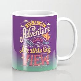 Tightrope Coffee Mug