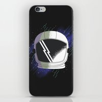 cosmos iPhone & iPod Skins featuring COSMOS by Fernanda Schallen