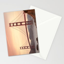 Golden Gate Bridge (San Francisco, CA) Stationery Cards