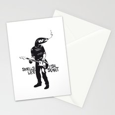 SMELLS LIKE FISH SPIRIT Stationery Cards