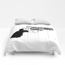 Gun #27 Comforters