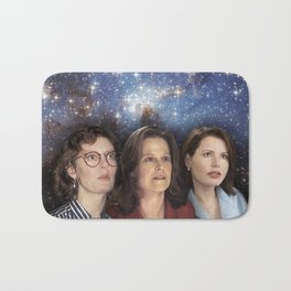 THE THREE GREAT LADIES Bath Mat