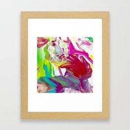 Floris Framed Art Print