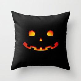 Freddy Halloween Night Throw Pillow