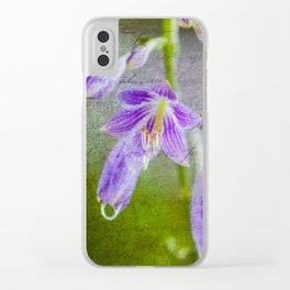 The Note Clear iPhone Case