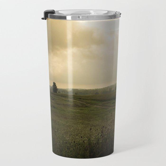 Country Morning Travel Mug
