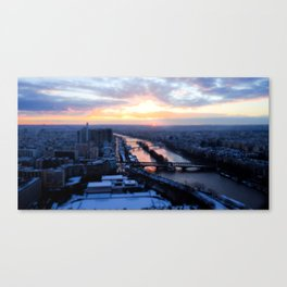 Pick a bridge Canvas Print