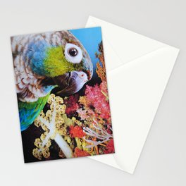 Wastin away again in Margaritaville Stationery Cards