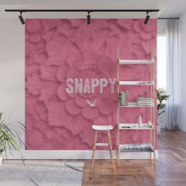Happy Snappy Wall Mural