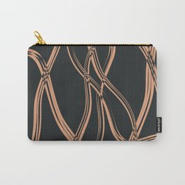Rusty Ropes Carry-All Pouch