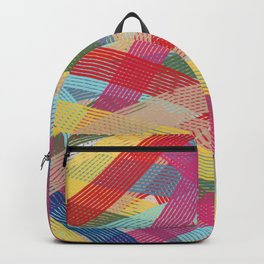Ribbons 5 Backpack