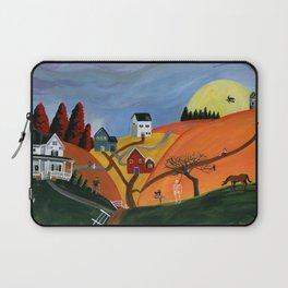Hilly Haunting Laptop Sleeve