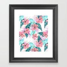 LaniKai {E} Framed Art Print