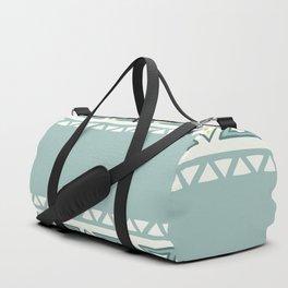 Colorful Geometric Boho Style 1 Duffle Bag