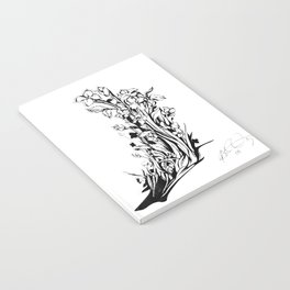 She's Blooming Notebook