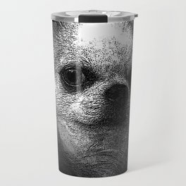 Sisu-The-Kid | Chihuahua Travel Mug
