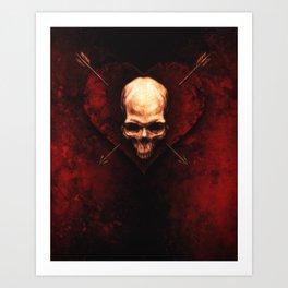 Eros/Thanatos Art Print