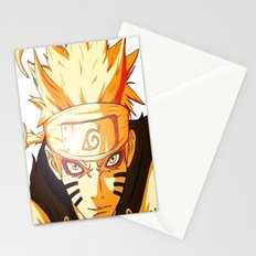 Naruto: Sage Beast Mode Stationery Cards