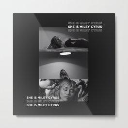 mc #1 Metal Print