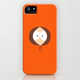 Where is Kenny? iPhone Case