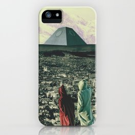 The Distant View iPhone Case