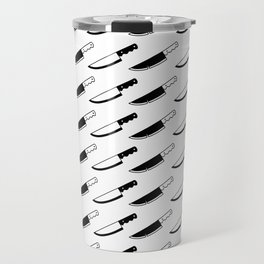 Knifes Travel Mug