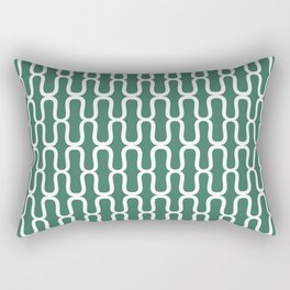 Fir Brackets Rectangular Pillow